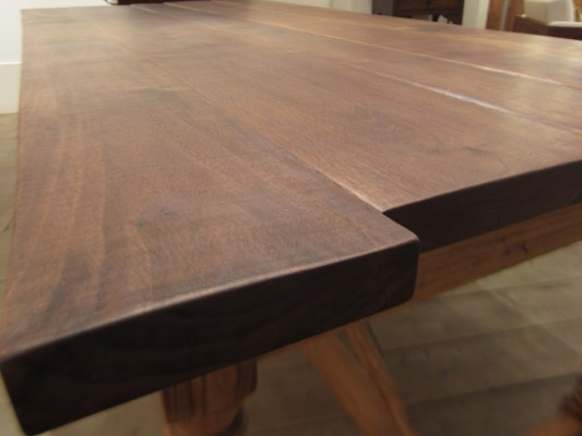 画像3:Walnut Saw Table