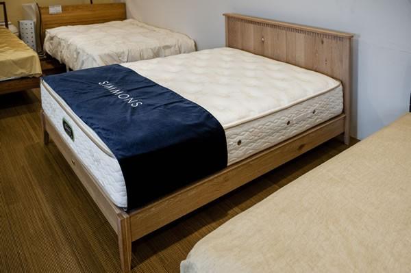 商品画像:コライユD ベッドフレーム