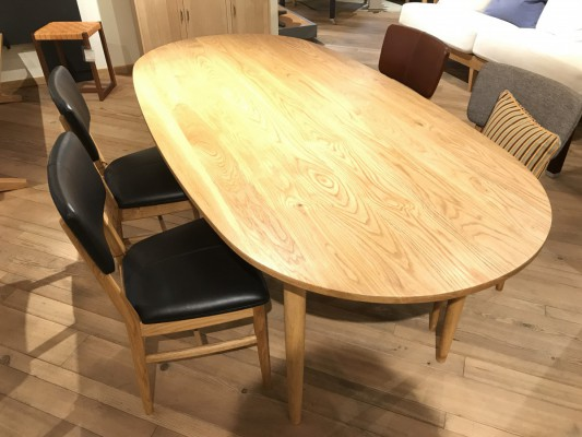 商品画像:Oval Table (OA-1404)